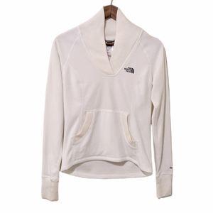 The North Face Fleece Pullover White & Cream XS